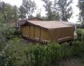 3-as lakókocsi sátor 2. nézet