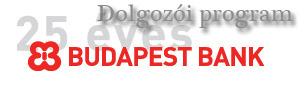 Budapest Bank dolgozói program