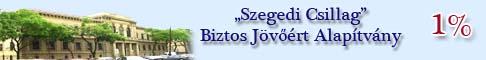 Szegedi Csillag Biztos Jövőért Alapítvány