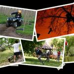 Tiszakürti  kalandpark  - Szarvas, Erzsébet liget Kaland-Liget Kalandpark